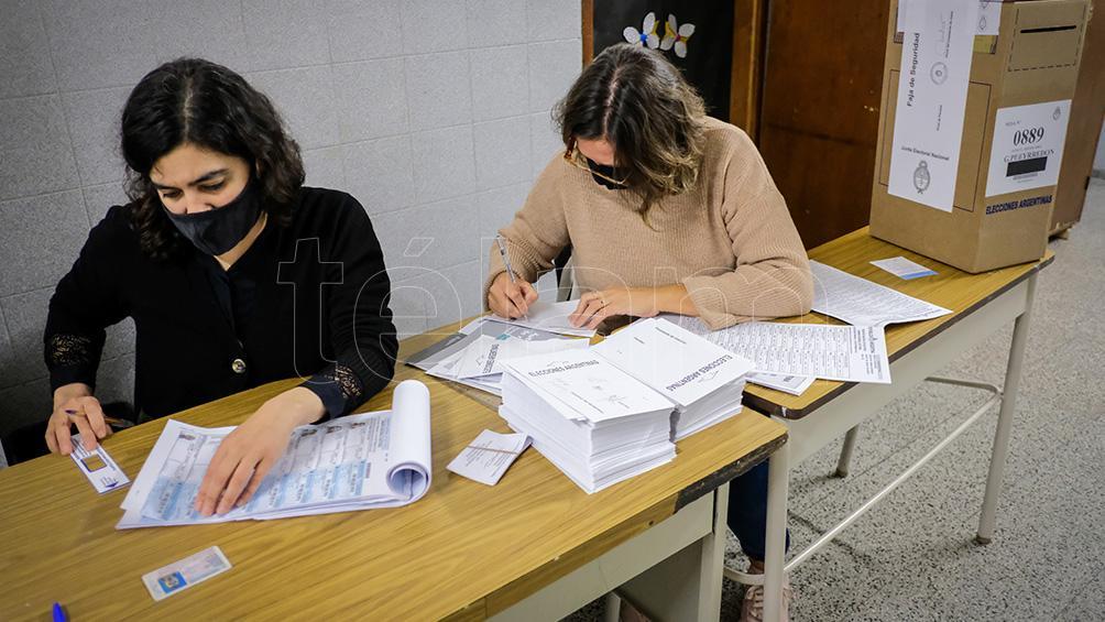 a-media-hora-del-cierre,-habia-votado-el-60-por-ciento-del-padron-en-mar-del-plata