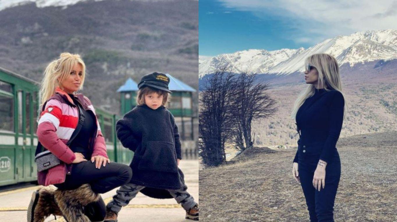 florencia-pena-viajo-a-ushuaia-en-medio-de-las-paso-2021-y-recibio-una-ola-de-criticas-por-no-haber-votado