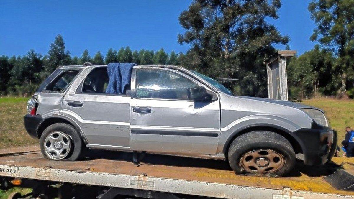 en-la-autovia-14-se-produjo-un-vuelco-fatal
