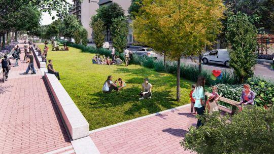 crearan-un-parque-lineal-de-800-metros-sobre-la-avenida-honorio-pueyrredon