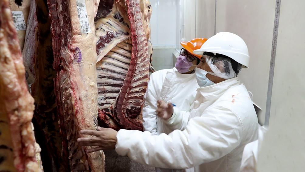 """paula-espanol:-""""logramos-contener-los-precios-de-la-carne-en-el-mercado-interno"""""""