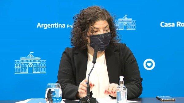 """carla-vizzotti:-""""estamos-evaluando-un-refuerzo-de-todas-las-vacunas"""""""