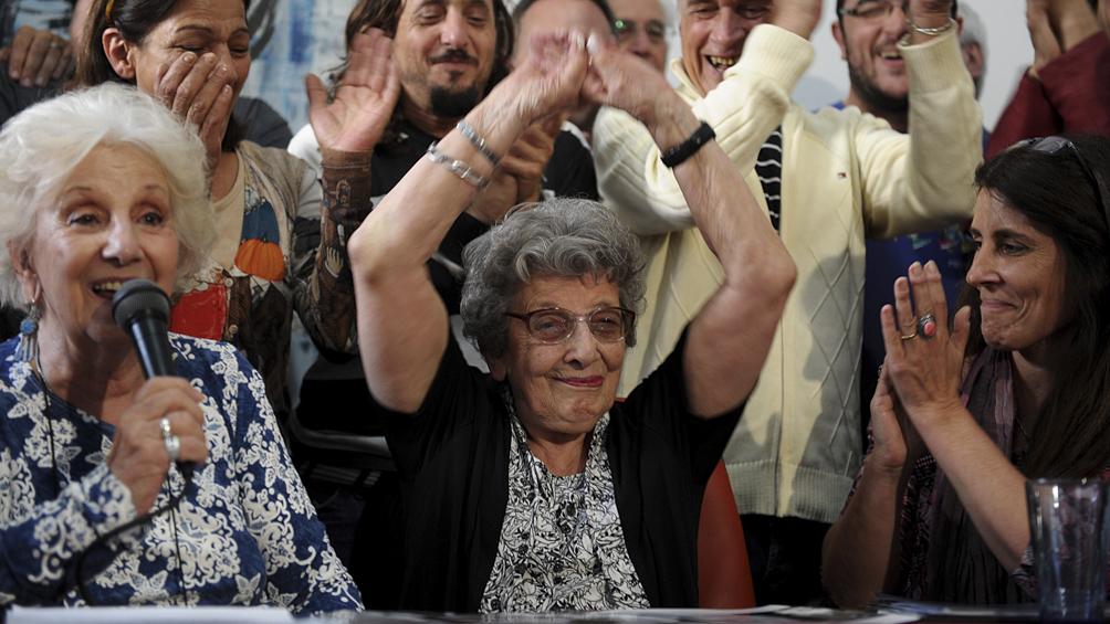la-secretaria-de-ddhh-lanzo-una-campana-en-apoyo-al-trabajo-de-abuelas-de-plaza-de-mayo