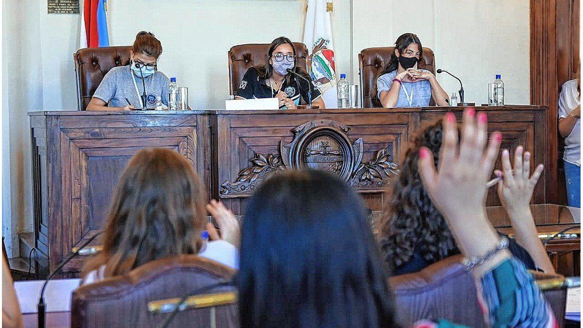 el-concejo-deliberante-estudiantil-aprobo-11-anteproyectos